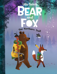 Bear and Fox: The Northern Trail cover